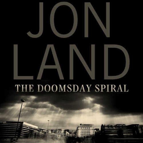 The Doomsday Spiral audiobook cover art