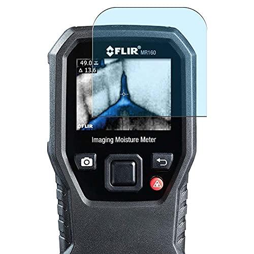 Vaxson 3 Unidades Protector de Pantalla Anti Luz Azul, compatible con Teledyne FLIR MR160 [No Vidrio Templado Carcasa Case ] Película Protectora Film Guard