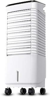 Aire Acondicionado PortáTil 3 En 1 con FuncióN De Enfriamiento, HumidificacióN Y PurificacióN, 3 Velocidades De Ventilador, Control Remoto Y Temporizador Programable De 8 Horas