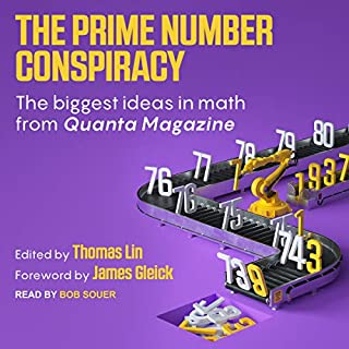 The Prime Number Conspiracy audiobook cover art