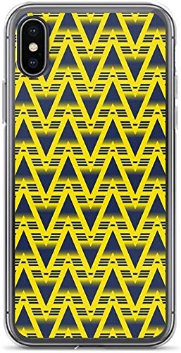 Arsenal 1991-93 Away Shirt Bruised Banana Print iPhone Case Pure Clear Anti-Scratch Shock Absorption Phone Cases for iPhone 7 Plus/8 Plus