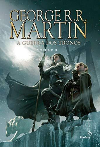 A Guerra dos Tronos HQ - volume II