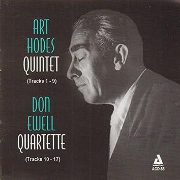Art Hodes Quintet and Don Ewell Quartet