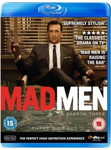 Mad Men - Series 3 [Blu-ray] [UK Import]