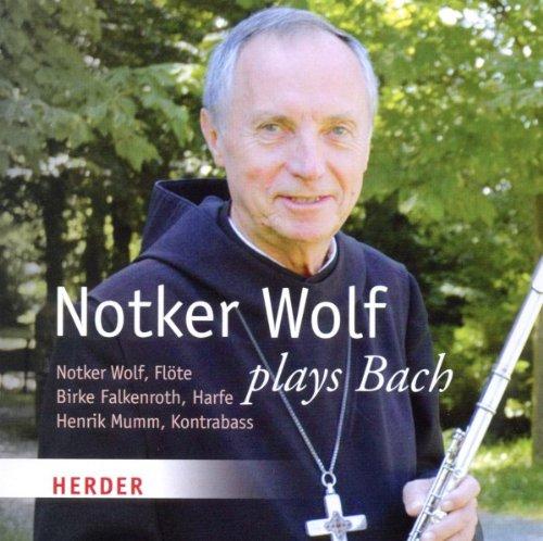 Notker Wolf Plays Bach