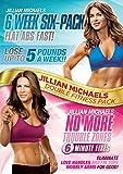Jillian Michaels: Six Week Six-Pack/No More Trouble Zones [Edizione: Regno Unito] [Edizione: Regno Unito]