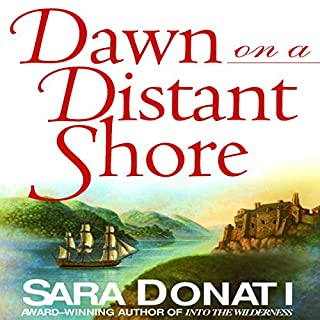 Dawn on a Distant Shore audiobook cover art