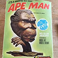 APE MAN プラモデル キングコング 蓄光版 アメリカプラモデル