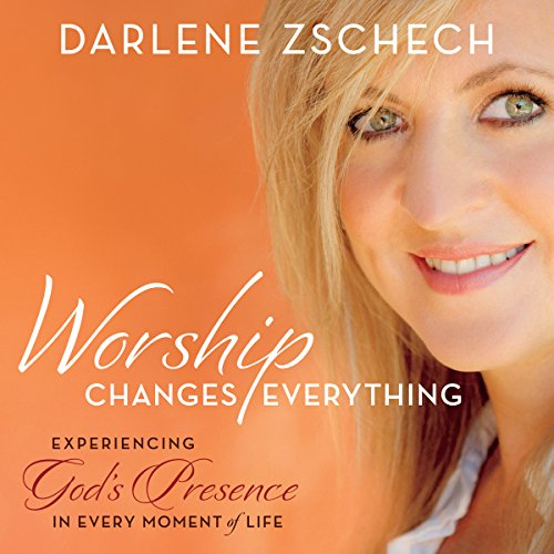 Worship Changes Everything cover art