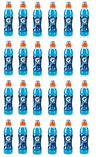 24x Gatorade Cool Blue Lampone Bevanda energetica Energiegetränk Himbeere 50 cl