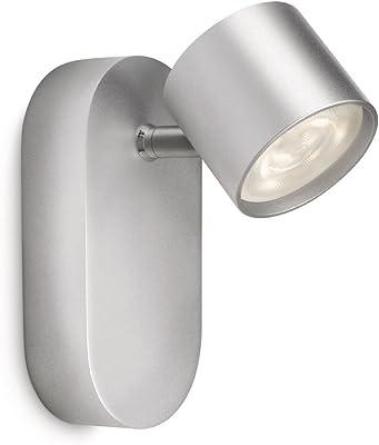 Philips Star Spot LED Lumière d'Intérieur Métallique Aluminium