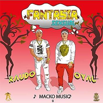 Fantasia Sensual (feat. Raudo, J Hark)