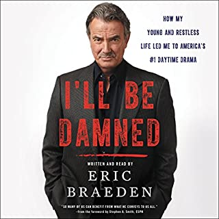 I'll Be Damned audiobook cover art