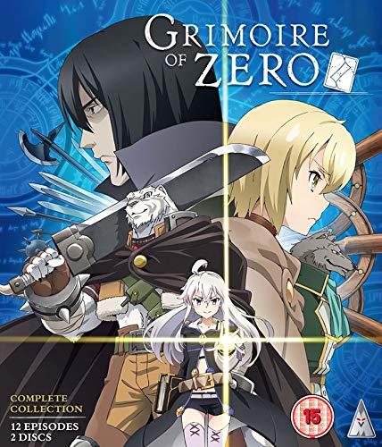 Grimoire Of Zero Collection (2 Blu-Ray) [Edizione: Regno Unito] [Blu-ray]