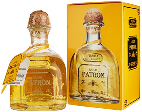 Patrón Añejo Tequila (1 x 0.7 l)