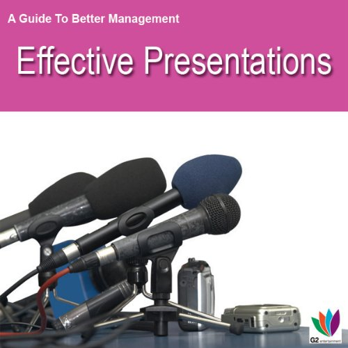 Effective Presentations cover art