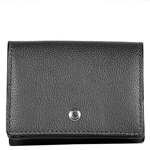 [アウトレット]COACH(コーチ)メンズ三つ折り財布F73994QB/BK(ブラック)