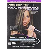 Rock Your Vox - Vocal Performance Instruction [DVD] [2006]