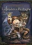 Bel album illustré des légendes de Bretagne