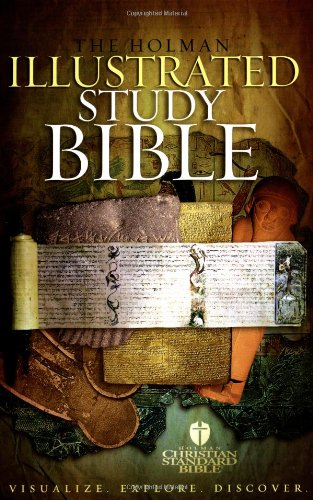 Compare Textbook Prices for The Holman Illustrated Study Bible: Holman Christian Standard Bible  ISBN 9781586402754 by Broadman & Holman Publishers