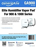 GeneralAire GA900 Humidifier Water Filter For GeneralAire 900 & 1000 Humidifiers