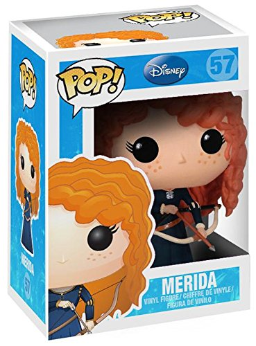 Funko POP! Disney: Brave: Mérida