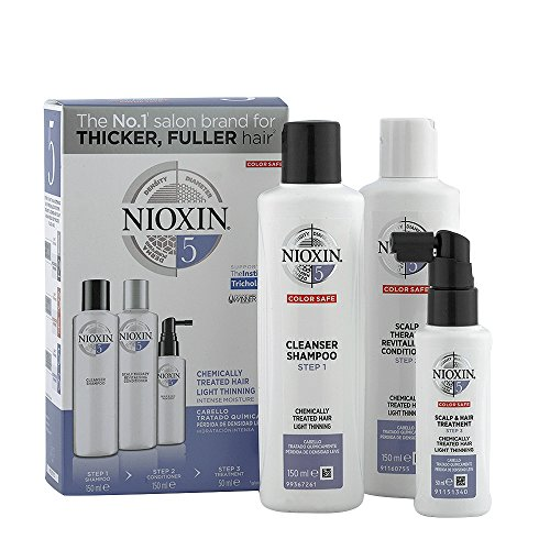 WELLA Nioxin Kit Système 5 Nouvelle