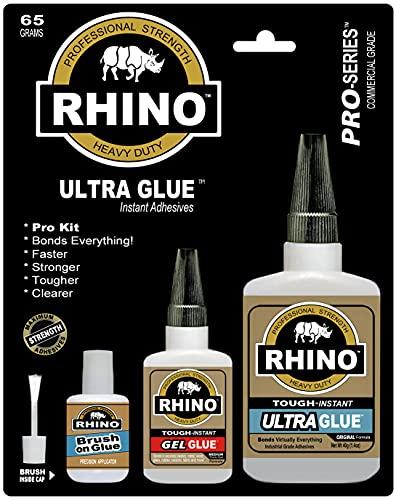Ultra Glue Pro Series by Rhino Glue