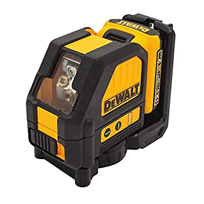 DEWALT DW088LG 12V Cross Line Laser