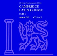 North American Cambridge Latin Course Unit 4 Audio CD