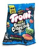 (1) 3.8 oz bag Trolli Sour Gummi Creations Martian Mix