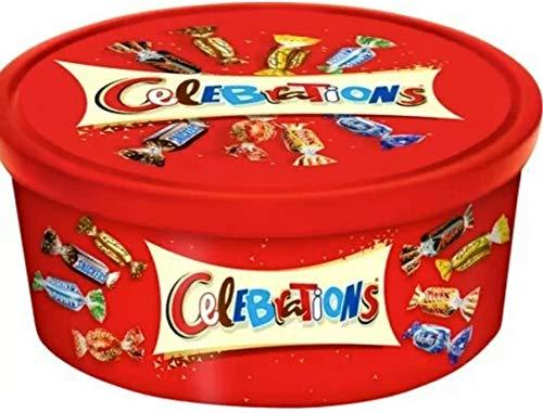 Celebrations Tub, 650g