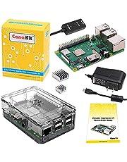 CanaKit Raspberry Pi 3 B+ (B Plus) プレミアムクリアケースと2.5A電源