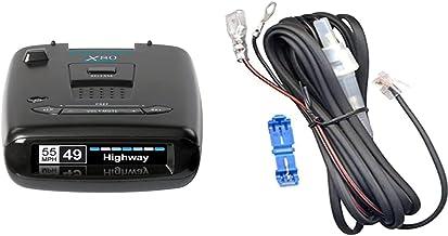 $319 » Escort X80 Laser Radar Detector - Extreme Long Range Early Alert Protection, False Alert Filter, Multi Color OLED Display...