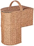 Trademark Innovations 15.25' Storage Stair Basket With Handle