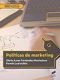 Políticas de marketing: 36 (Ciclos Formativos)