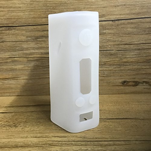 Silicone Case for Wismec Reuleaux DNA 200 & DNA 250 Sleeve DNA200 & DNA250 Skin Wrap (Clear Opaque)