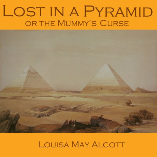 Lost in a Pyramid audiobook cover art
