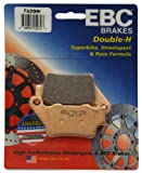 EBC Brakes FA 213HH Sintered Copper Alloy Disc Brake Pad, Black, One-Size