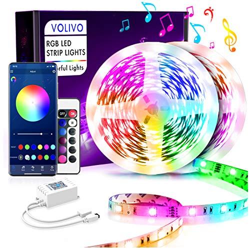 Volivo Smart Bluetooth Led Strip Lights