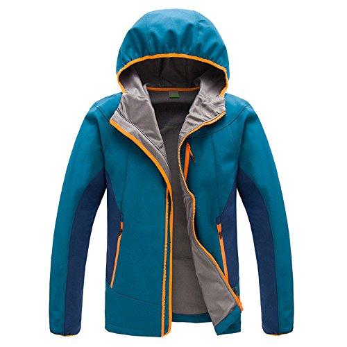 Uglyfrog Bike Wear Softshell Jacken Herren Windkapuze Radsport Camping & Outdoor Bekleidung Full Zip Windstopper Autumn/Winter Style 1662