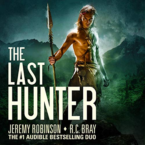 The Last Hunter: Collected Edition cover art