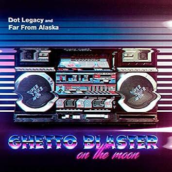 Ghetto Blaster on the Moon