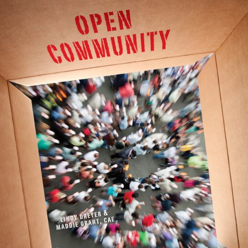 Open Community audiobook cover art