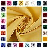 Baumwollstoff Heide, Uni-Farben, Einfarbig, 100% Baumwolle,