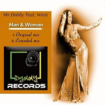 Man & Woman (feat. West)