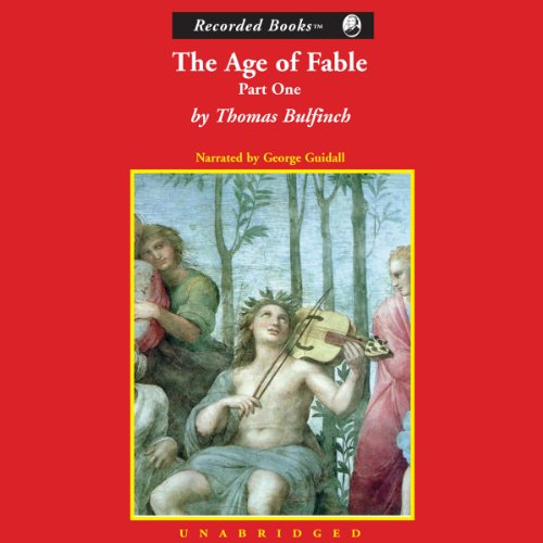 Age of Fable, Part 1 copertina
