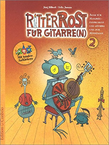Ritter Rost fuer Gitarre(n) Band 2