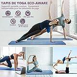 Zoom IMG-2 tappetino da yoga antiscivolo in
