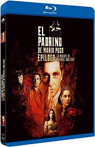 El Padrino de Mario Puzo, Epílogo: La Muerte de Michael Corleone [Blu-ray]